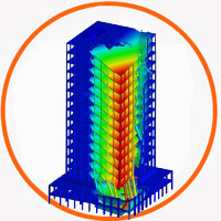 طراحی ساختمان های بلند مرتبه