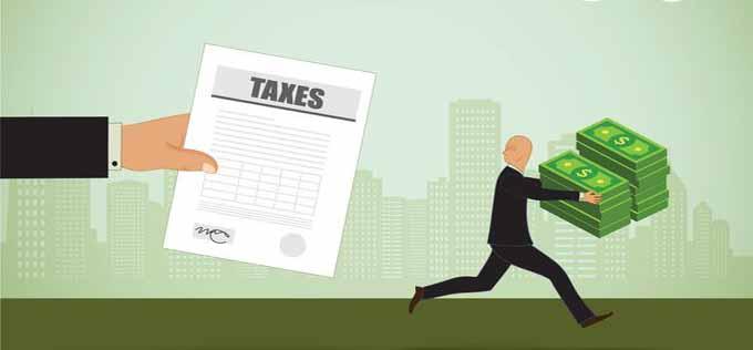 Tax law materials