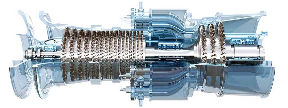 مقایسه استفاده از الکتروموتور بجای توربین های گازی