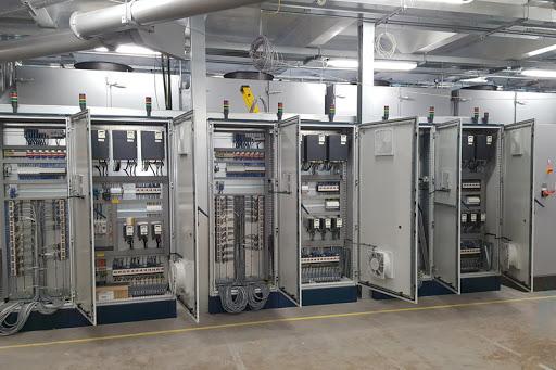 انواع تابلو های برق اتوماسیون و صنعتی