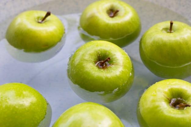 نگهداری انبار سیب